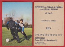Barcelona Johan Cruyff Holland Training 205